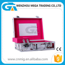 Wholesale Professional Customization Makeup Beauty Case Cosmetic Box