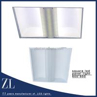 High power square led panel light led ceiling light for office shops