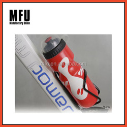 MFU Aluminum bicycle water bottle cage, bicycle accessory