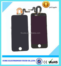 hot selling ,newly manufactured LCD digitizer for ipod touch 5