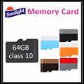 64gb telefone móvel cartão de memória sd cartão do tf