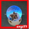 OXGIFT París la torre eiffel copo de nieve a las bolas de cristal