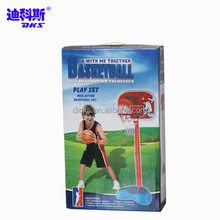 Children Mini Basketball Stand With Adjustable Goal Posts