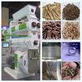 Alimentaçãoparagado mill plant/pet alimentos extrusora pelotas