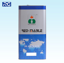 Series Fast Clear Coat RED MABLE Auto Paint