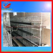 Galvanize Cages For Broiler Chicken /Chicken Farming Equipment (0086-13721419972)