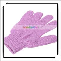 Fragrant Dual-purpose Matte Massager Bath Gloves Color Random