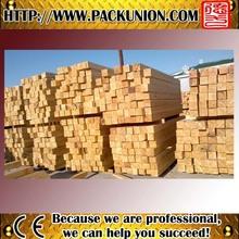 Russia Poplar Wood Sawn Timber