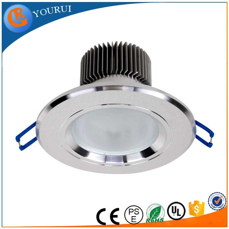Bathroom Waterproof Dimmable Cob Led Downlight For Ceiling