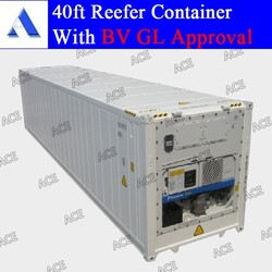 High quality 20ft 40ft refrigerated shipping containers