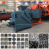 2015 factory price coal slurry briquette machine for sale