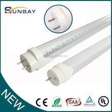 led tube lighting,energy saving radar sensor led fluorescent t8 tube 9w 13w 18w 26w