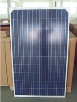 Photovoltaic PV solar panel/solar module 250W polycrystalline with TUV CE IEC SONCAP Certificate