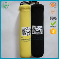 Neoprene wine or beer bag insulated carrier