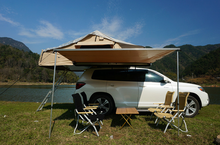 Easy Opened SUV Luxury Camping Top Roof Tent/Canvas Camping Tents For Sale