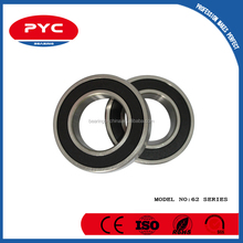 PYC Motorcycle Wheel Bearing 62 Series Motorcycle Steering Bearing Export In Dubai