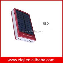 High Quality Portable Power Bank Solar Panel 7000 mah Solar Power Bank for Mobile Phone