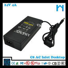 24V 84W dc 3.5A LED drive power supply for LED light with CE FCC KCC UL ROSH