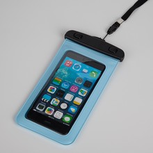 Mobile Phone waterproof outdoor beach bean bag cover case for s6