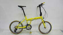 GM-F006 2014 new style 20 inch 16 speed alloy frame folding bike