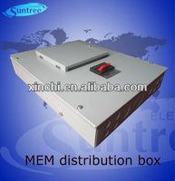 Africa market mem 12ways distribution box / mem distribution board