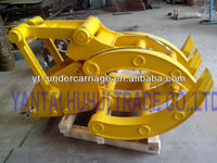 grapper bother hydraulic and manual for excavator