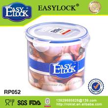 Productos Destacados contenedores de plástico para alimentos circulares: PP y libre de BPA