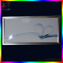 Design moderne populaire 2 x 4 panneau de LED light, Led de lumière de plafond suspendu, Led panneau lumineux pièces