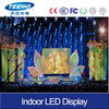 teeholed 3.91mm full xx video small smd led display pcb board