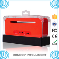 The Best Portable Mini wireless bluetooth speaker Support TF Card FM Radio Phone Laptop Tablet PC Handfree call Rugby