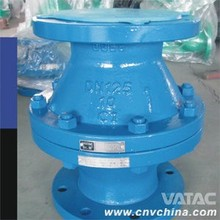 API / ANSI Cast Iron Flanged BALL TYPE CHECK VALVE