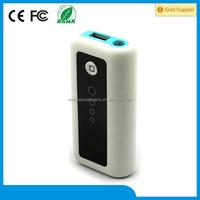 Micro usb 5600mah portable mini charger