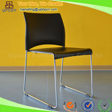 (SP-UC507) Cheap plastic training stackable conference chair