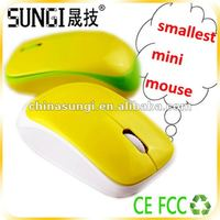 2012 New Cute Wired Mini Mouse