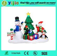 Alibaba Hot sales inflatable christmas tree
