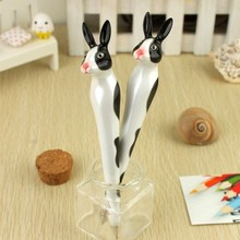 2015 good selling wholesale plastic promotional animal shape ballpoint pen