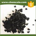Alta iodo fórmula química de carvão ativado, De carvão ativado granular