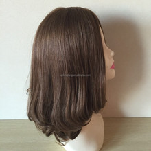 aliexpress top grade 7a high quality smooth virgin brazilian hair jewish wig kosher wigs