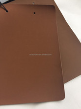 PU synthetic fabric china supplier Nubuck faux leather