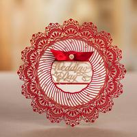 Badly salable asian wedding invitation cards