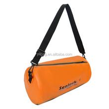 leisure waterproof tote shoulder bag as a messenger bag