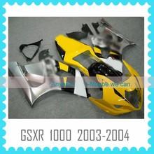Quality motorcycle body work for SUZUKI GSXR1000 K3 2003 2004
