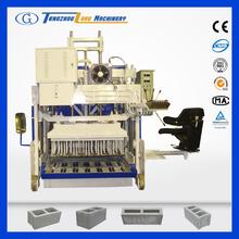 qmy12-15 block machine industry / zenith egg laying concrete block machine