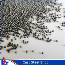 Kaitai brand cast steel shot S280/SS0.8 with exoprting to 40 countries and regions