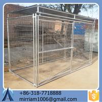 welded dog kennels / dog cages/ dog runs