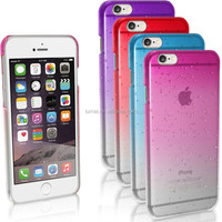 Raindrop Slim PC Hard Back Case Cover for Apple iPhone 6 4.7""