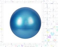 alibaba china customized PVC antiburst gym equipment fitness yoga ball wholesale