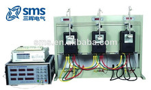 Portable Three Phase Energy Meter Test equipment With 3 Meter Positions