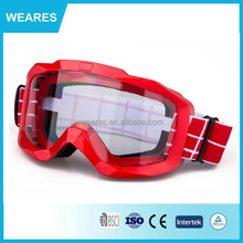 Adult Jacquard Woven Custom Strap Outdoor Sports Skiing Goggles MY-JB101