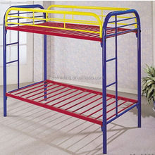 Contemporary promotional metal bunk bed replacement parts